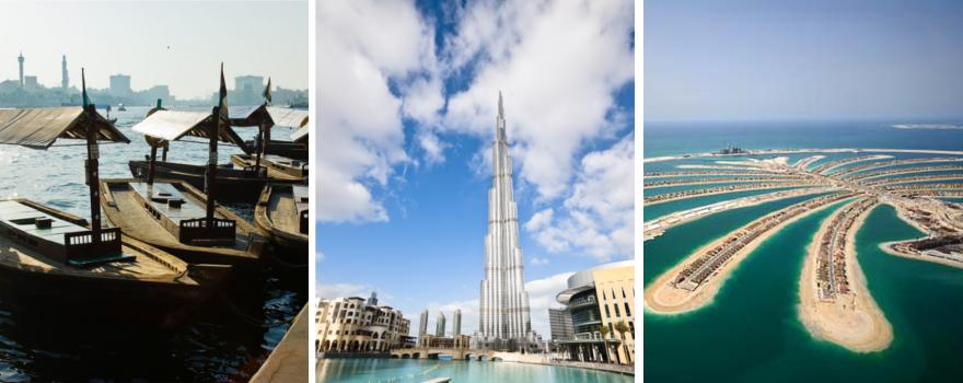 Eindrücke Dubai
