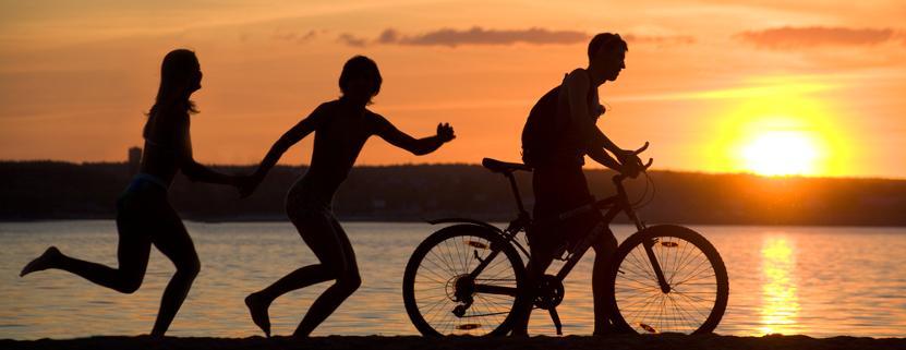 Die besten Reiseziele für Sportler und Aktive