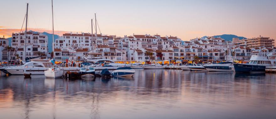 Yachthafen Marbella