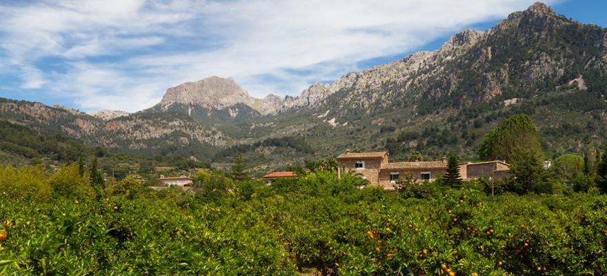 Soller auf Mallorca