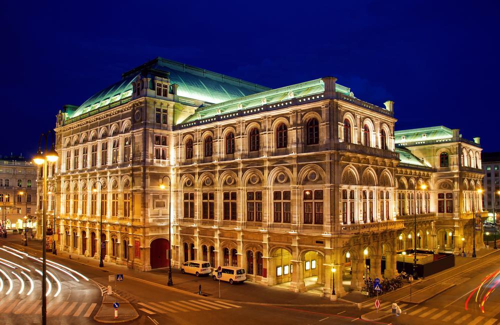 Staatsoper Wien in Oesterreich