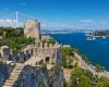 Festung in Istanbul