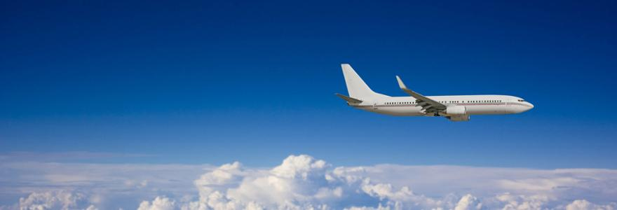 Urlaub Flugzeug