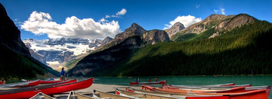 Die schönsten Nationalparks in Kanada!