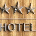 Hotel mit fuenf Sternen