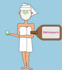 11 Urlaubstypen - Die Wellnesserin
