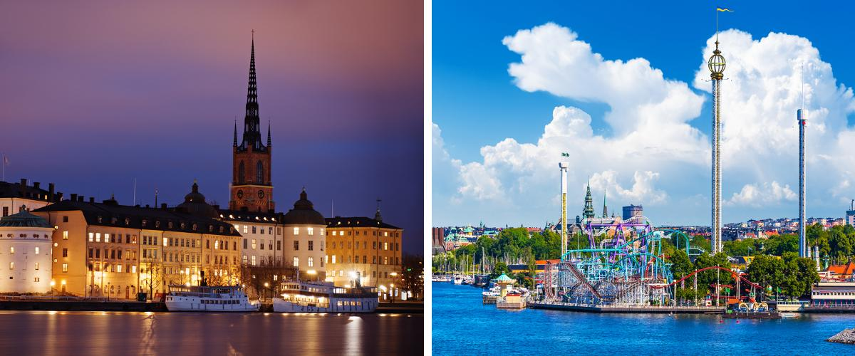 Wahrzeichen in Stockholm
