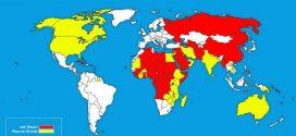 In diesen Ländern müsst ihr bei der Einreise draufzahlen: weltweite Visabestimmungen