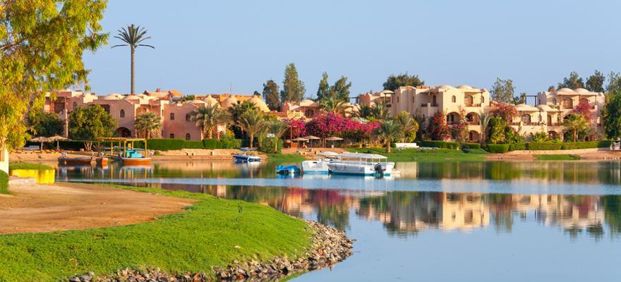 Urlaub in El Gouna