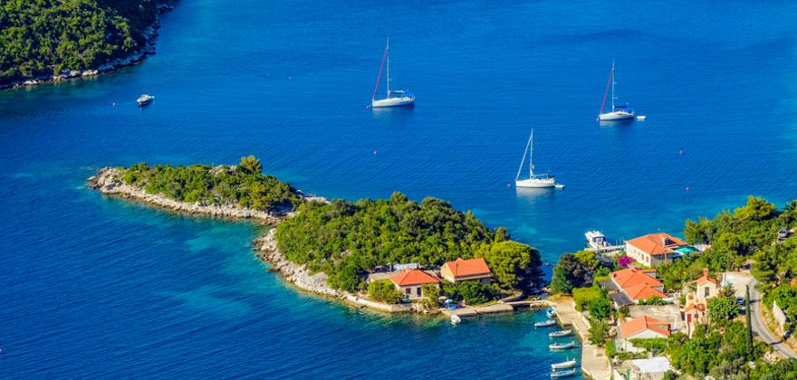 Mljet Nationalpark