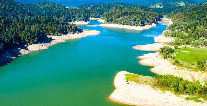 Nationalpark Risnjak und Ivarsko See in Kroatien