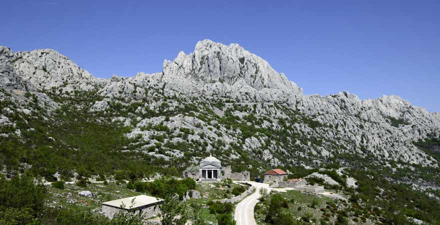Nationalpark Velebit in Kroatien