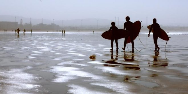 Orientalisches Surf-Feeling in Marokko