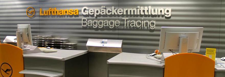 Dem Koffer auf der Spur – Zu Gast bei der Lufthansa Gepäckermittlung