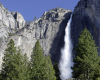 wasserfall yosemite nationalpark