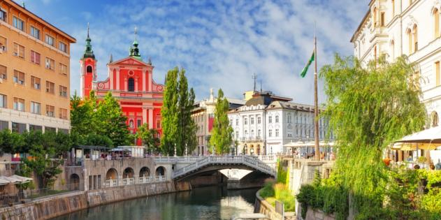 Klein aber fein: Urlaubsland Slowenien