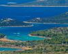 Inseln Kornati in Kroatien