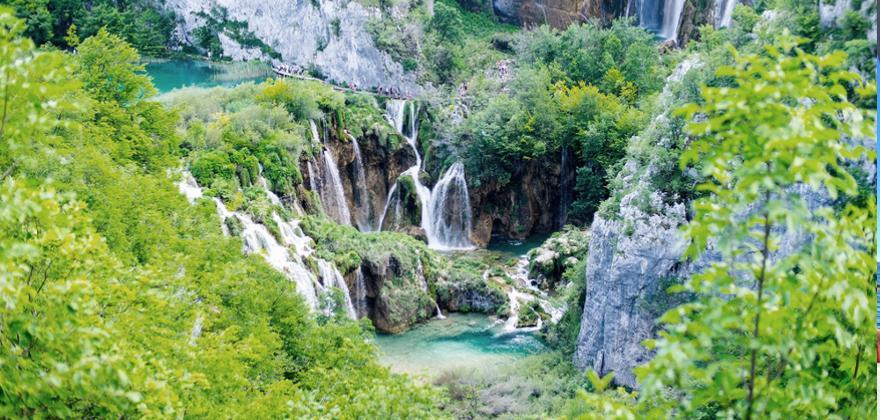 Plivicer Seen Kroatien