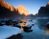 yosemite nationalpark winter