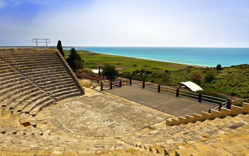 Amphitheater von Kourion