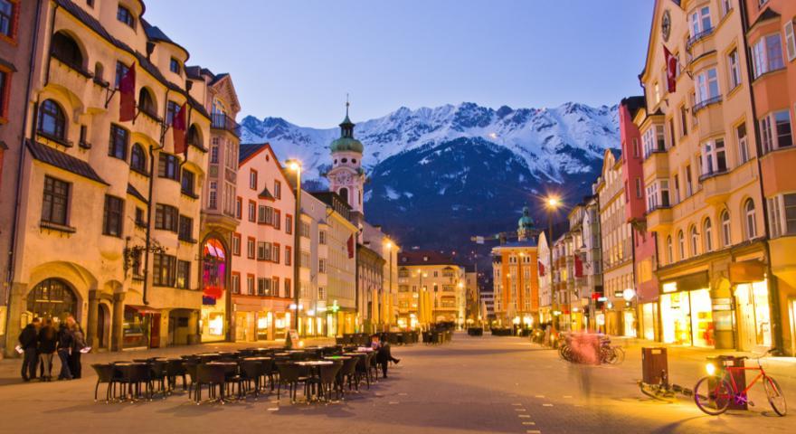 Innsbruck Winterurlaub