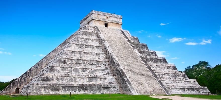 Gebäude Pyramide