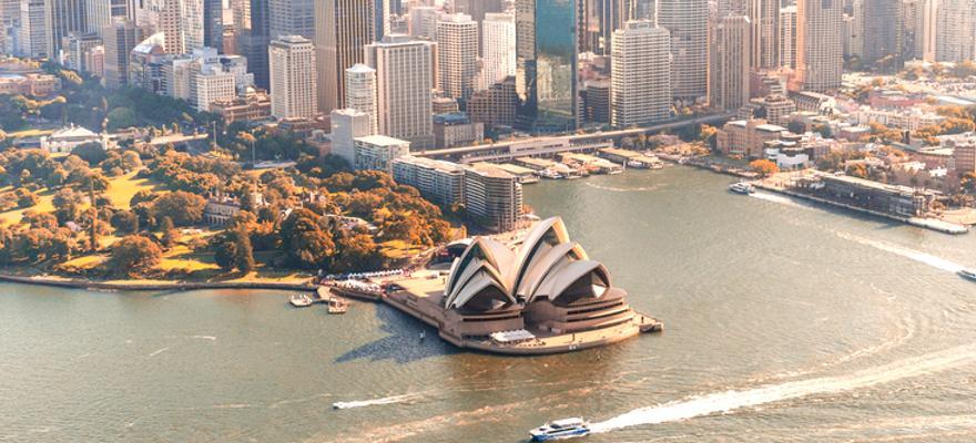 Oper in Sydney in Australien