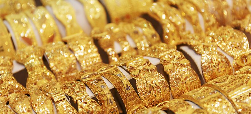 Goldschmuck in Dubai in den VAE