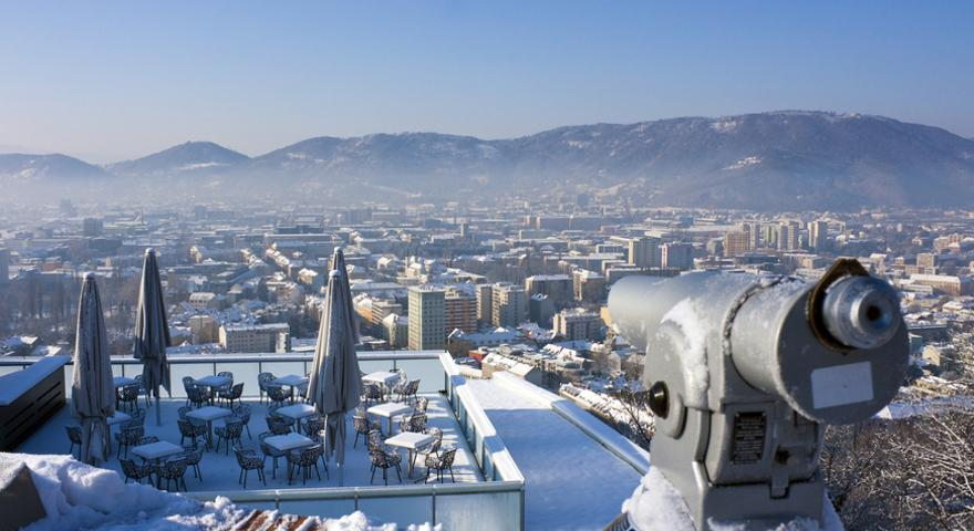 Graz Winterurlaub