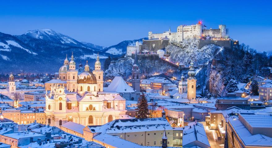 Salzburg Winterurlaub