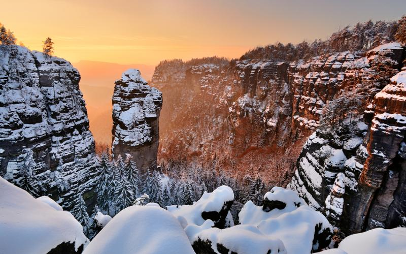 Wintertraum in Deutschland: Tipps gegen den Winterblues