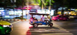 Thailand Urlaub