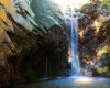 Wasserfall in Zypern