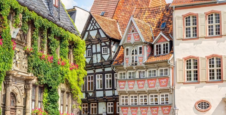 Fachwerkhaus im Harz
