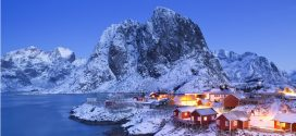 Winterurlaub Norwegen: Ideen für ein paar Tage im Schnee