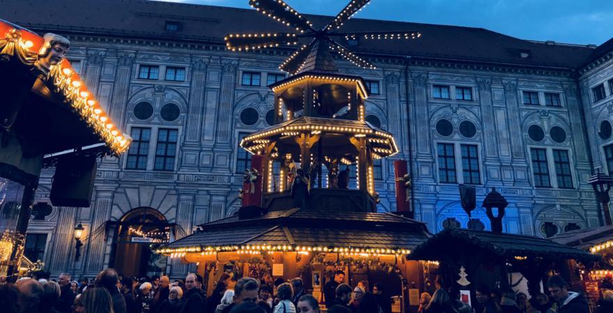 Residenz Weihnachtsmarkt