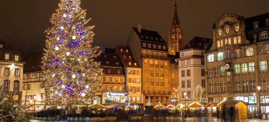 Weihnachtsmarkt Strassbourg