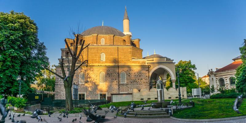 Banja Baschi Moschee