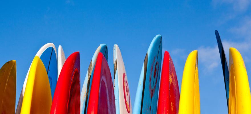 Surfbretter Jamaika