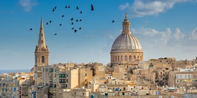 Valletta – mehr als nur Kulturhauptstadt 2018
