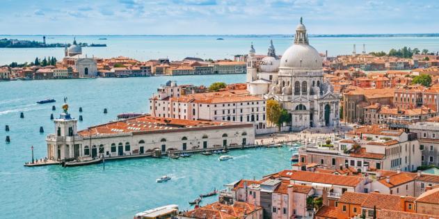 Kanäle, Palazzi und ganz viel Charme: Urlaubsguide Venedig
