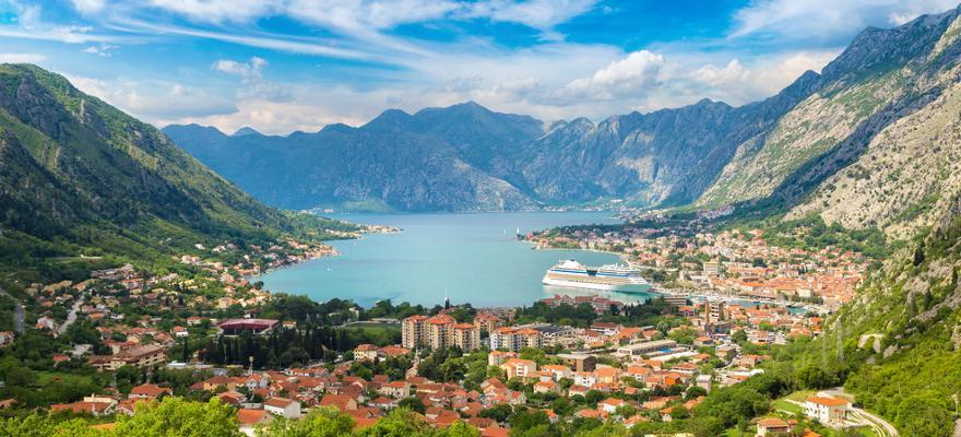 Kotorbucht Montenegro