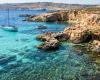 Bucht auf Malta