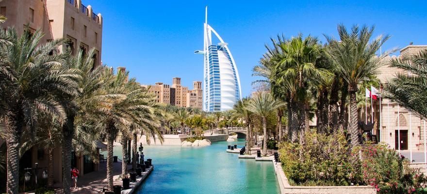Relaxen in Dubai
