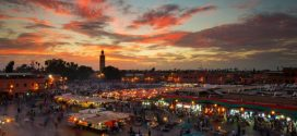 Die bekannteste Königsstadt: Marrakesch