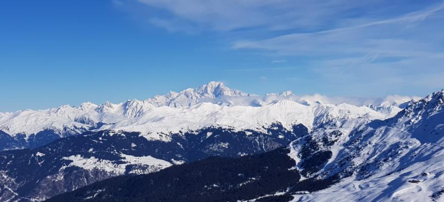 berge winter schnee
