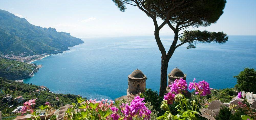 Amalfi Kueste in Italien