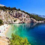 Kroatien, Strand, Küste, Urlaub