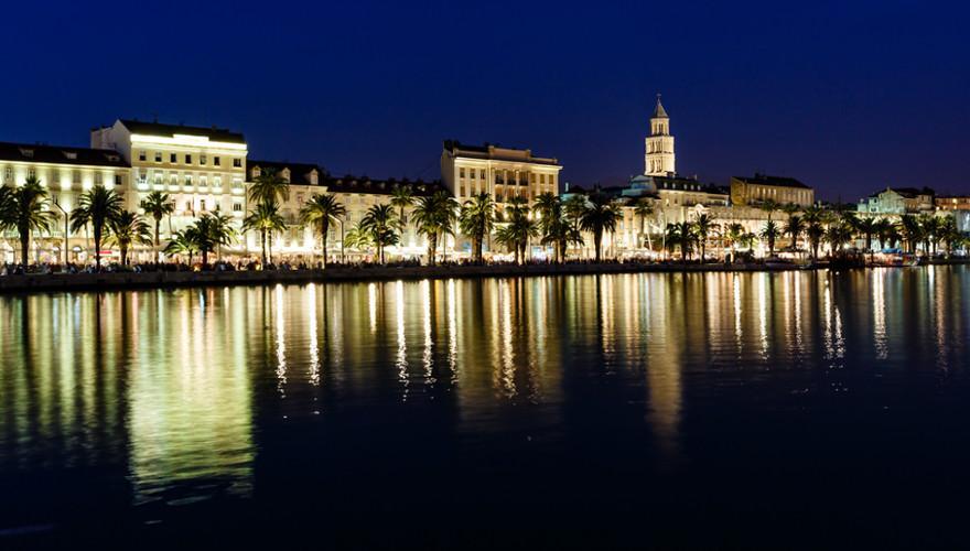 Kroatien, Split, Urlaub, Europa, Sehenswürdigkeiten