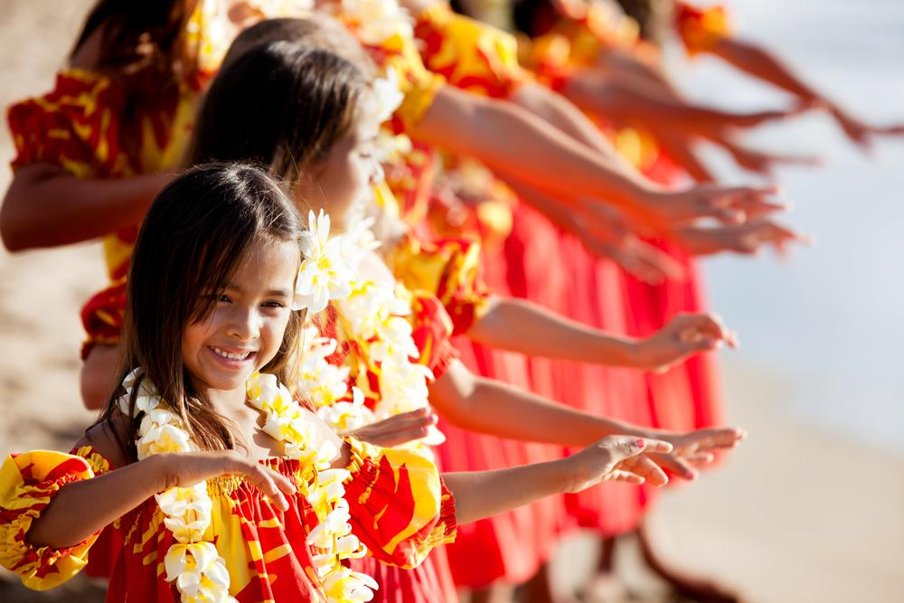 Hula-Tanz-Maedchen-Hawaii